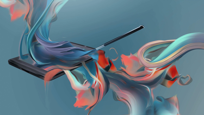 Digital_Paint_Tablet
